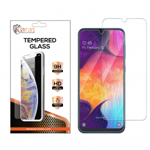 CLEAR TEMPERED GLASS - 10PCS